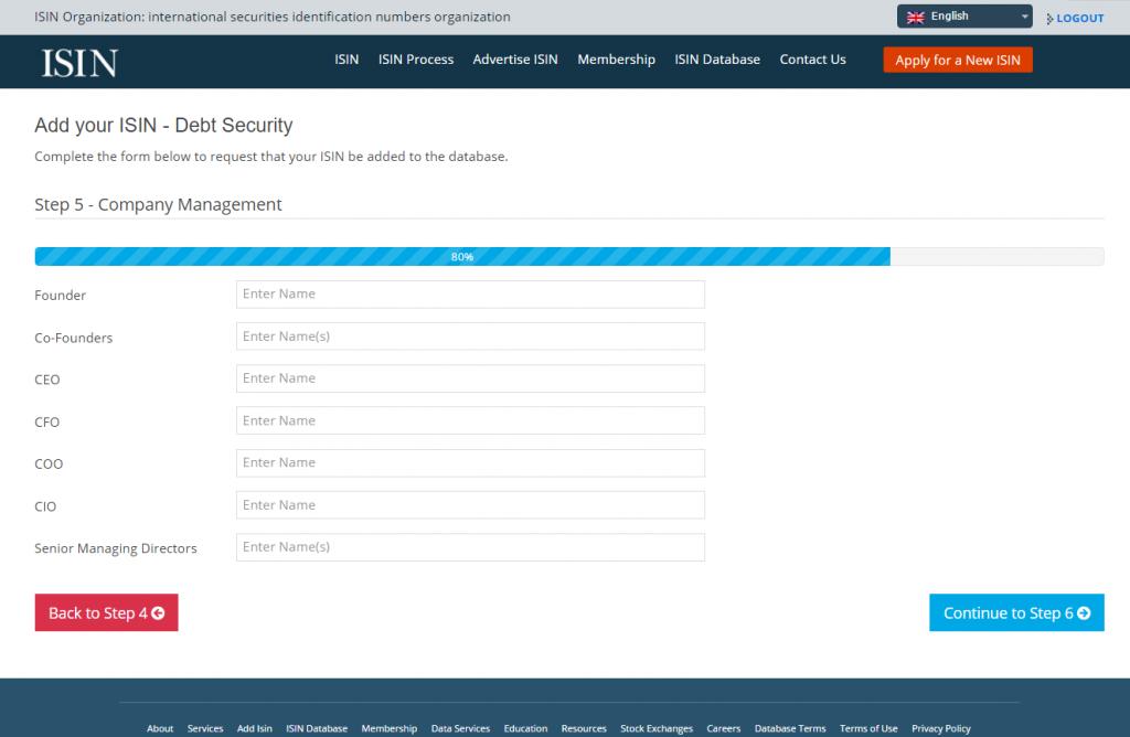 Debt Security 5